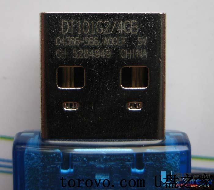金士顿DT101 G2 4GB 钢印金士顿DTI G3 8GB 钢印-金士顿真假终极辨图片